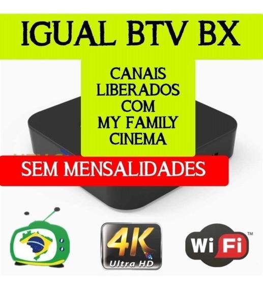 Completo Controle Remoto Para Tvs B-tv23 Branco Led Bx 10
