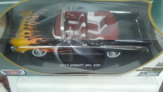 Chevy Bel Air 1957 Escala 1:18 Motor Max