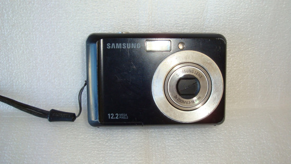 Camera Es17 Digital Samsung 12.2mp - Restauro Retirada Peças