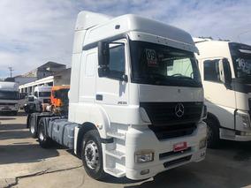 Mercedes Mb Axor 2035 Truck Teto Alto C/ar= Fh380 2535 25420