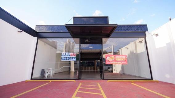 Loja Para Alugar, 300 M² Por R$ 12.000,00/mês - Mooca - São Paulo/sp - Lo0020