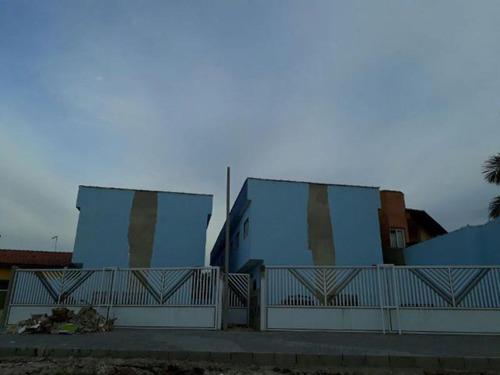 Sobrado Em Condomínio Frente A Praia Em Itanhaém - 3515 |npc