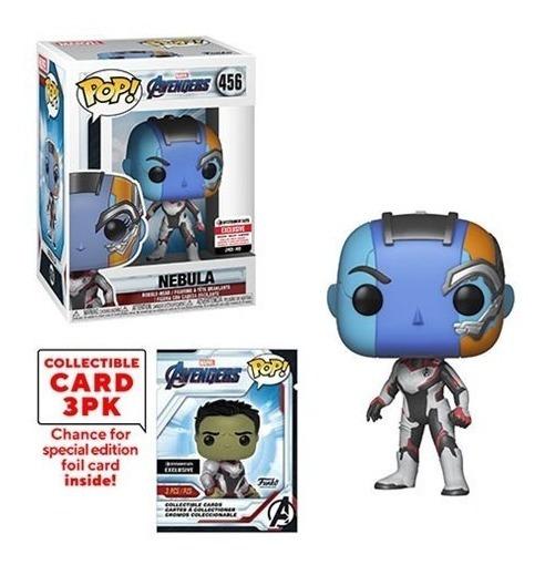 Funko Pop! Avengers Endgame- Nebula Ee Exclusive