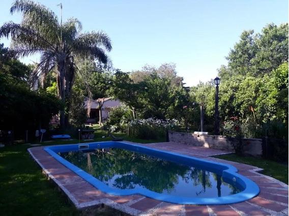 Casa Quinta Con Pileta Nueva