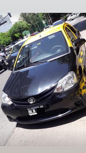 Toyota Ethios Taxi Con Licencia