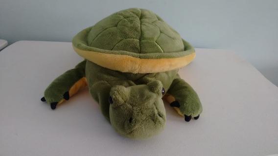 Pelúcia Tartaruga Daphne - 35 Cm