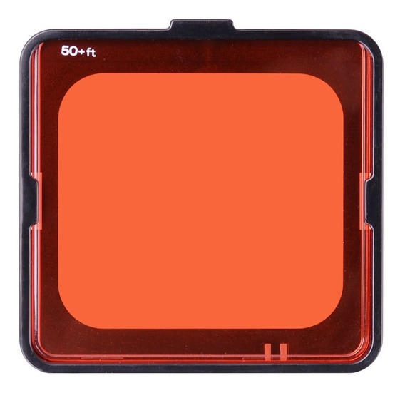 Mergulho Kit Lens Filtro Subaqutica Para Gopro