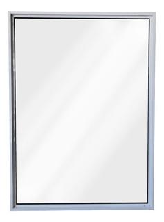 Paño Fijo Alumino Blanco Vidrio 3mm 120x150 Fabricantes