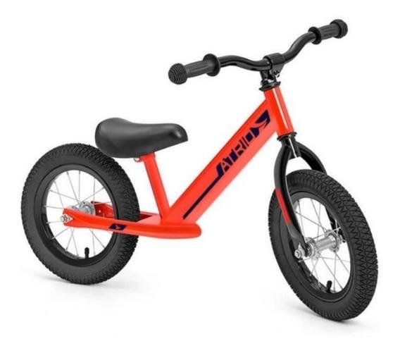 Bicicleta De Equilibrio Infantil Atrio Vermelha - Es137