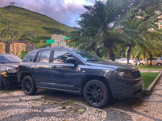 Jeep Compass Sport 2014 81000km Perfeito