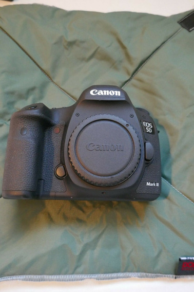 Canon 5d Mark Iii 17.500 Clicks