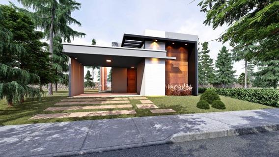 Casa Em Brasil, Itu/sp De 180m² 3 Quartos À Venda Por R$ 950.000,00 - Ca231387