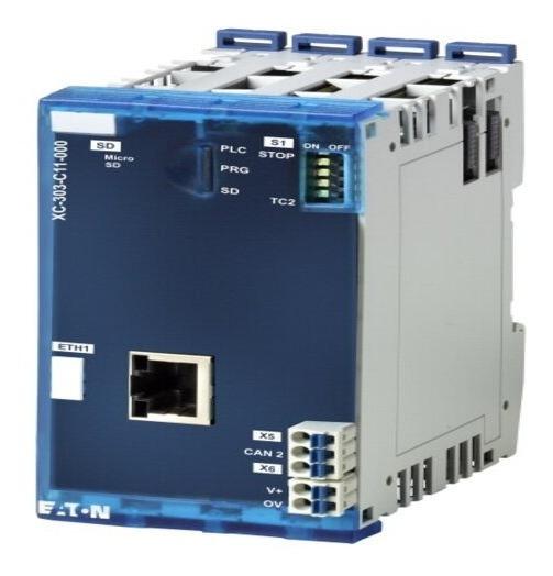 Xc303 Clp Modular, Prog- Codesys 3, Sd Slot, Ethernet, Can