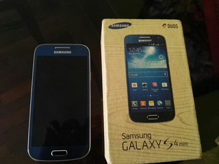 Galaxy S4 Mini Libre Dual Sim