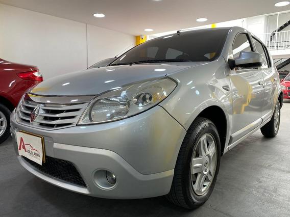 Renault Sandero Dynamique A.t 2012 A.a 1.6cc