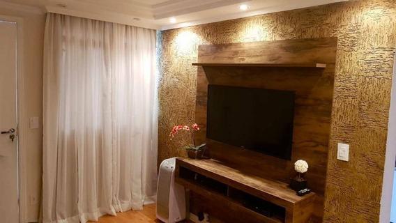 Apartamento Com 2 Dormitórios ( Oportunidade ) À Venda, 51,00 M² Por R$ 170.000 - Jardim Irajá - São Bernardo Do Campo/sp - Ap0639