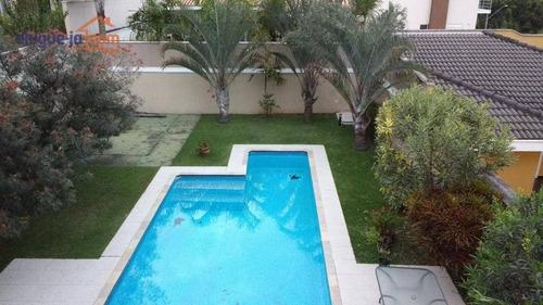 Casa Com 4 Dormitórios À Venda, 380 M² Por R$ 1.800.000,00 - Urbanova - São José Dos Campos/sp - Ca2772