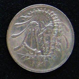 Moneda De Colección De Singapur De 10 Centavos De 1981