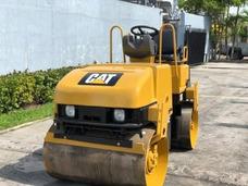 Compactador 2008 Cat Cb-224e