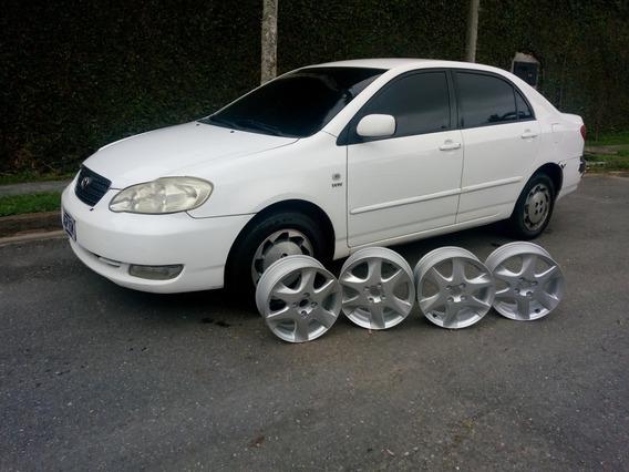 Toyota Corolla Corolla Xei1.6