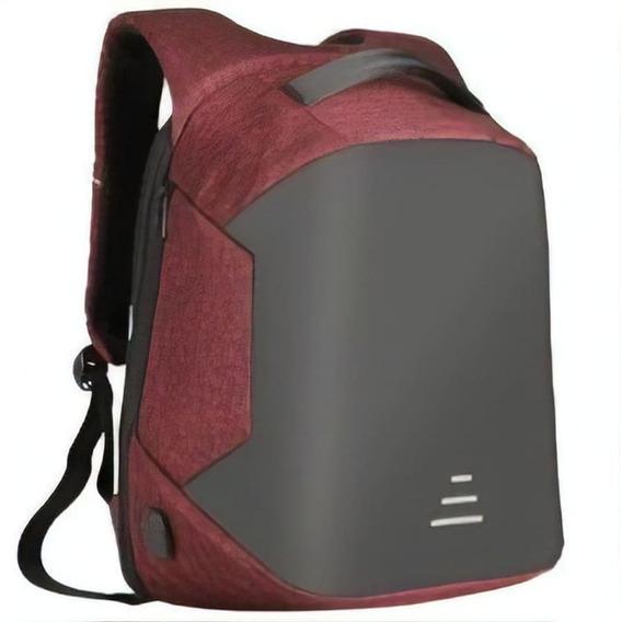 Mochila Inteligente Antirrobo Notebook Impermeable