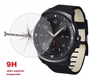 Pelicula De Vidro Temperado 9h+ Relogio Lg Watch R W110 W150
