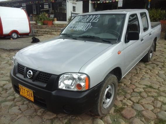 Nissan D22 Np300
