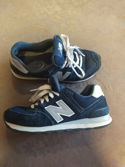 New Balance Mujer Talle 23 Capital Federal - Zapatillas ...