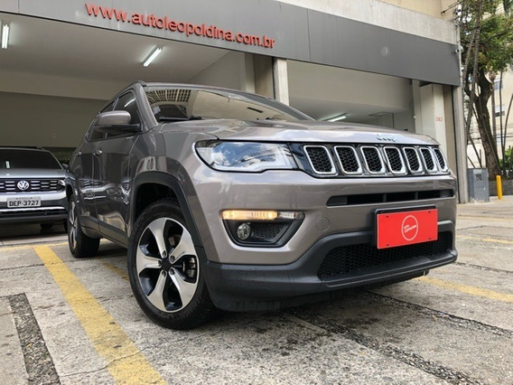 Jeep Compass Compass Longitude 2.0 Flex Automotico
