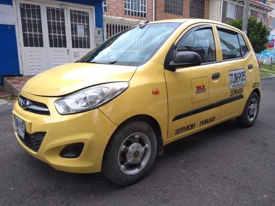 ¡excelente Taxi Hyundai I 10 Gl Modelo 2013- Honestidad!