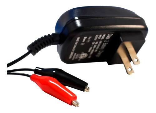 Imagen 1 de 6 de Cs12 Cargador De 12 Volts Para Baterias De Ácido Plomo