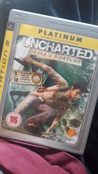 Uncharted 1 Drake´s Fortune Dublado Português De Portugal !