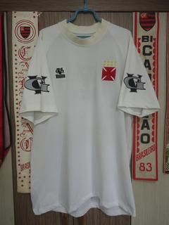Camisa Vasco Da Gama ( Vg / Treino )
