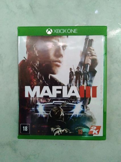 (à Vista Por R$ 30,00) Máfia 3 Xbox One