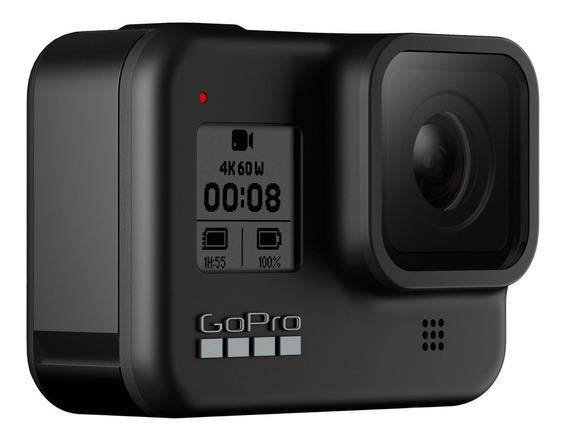 Câmera Digital Gopro Hero 8 Black Nova Original Ler Anuncio