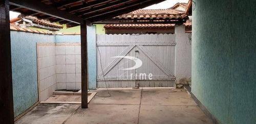 Casa Com 2 Dormitórios À Venda, 83 M² Por R$ 155.000,00 - Inoã - Maricá/rj - Ca0790