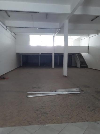 Galpão Em Vila Matias, Santos/sp De 465m² Para Locação R$ 7.600,00/mes - Ga611525