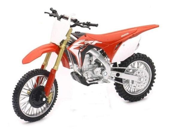 Honda Crf 450 R Motocross 1/12 Newray