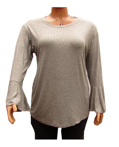 Remera Mujer Talle Especial Xl Ropa Grande Mujer