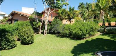 Casa À Venda Em Condomínio Chácaras Do Alto Da Nova Campinas - Ca005641