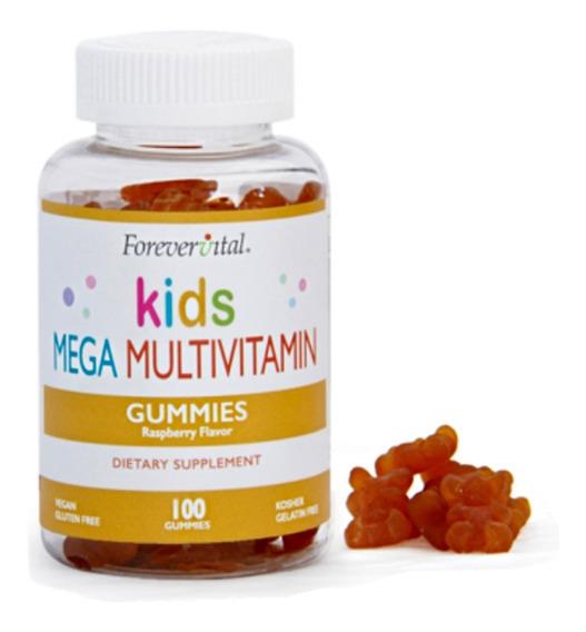 Vitaminas En Gomitas - Suplementos - Multivitaminico Niños