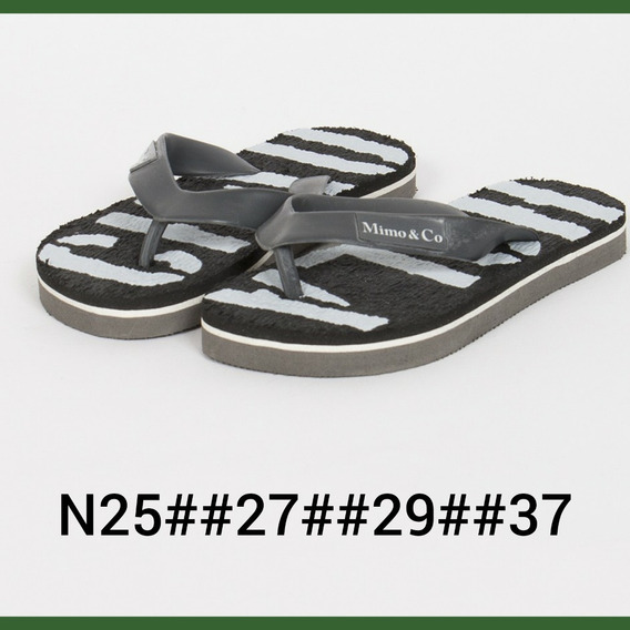 Mimo & Co Ojotas Unisex Talles 25 27 29 37