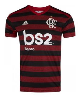 Camisa Flamengo 2019 Original Com Patrocínio - Frete Grátis