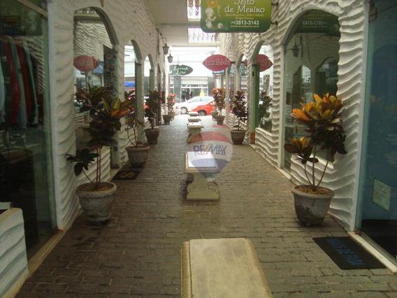 Loja Comercial Para Locação, Centro, Botucatu. - Lo0003