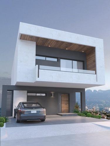 Casa En Venta En Monterrey En Zona Contry