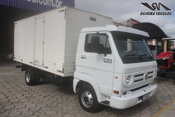 Vw 9.150 Delivery - Ano: 2012 - Baú Isolado