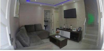 Sobrado Com 2 Dormitórios À Venda, 64 M² - Parque Flamengo - Guarulhos/sp - So1028