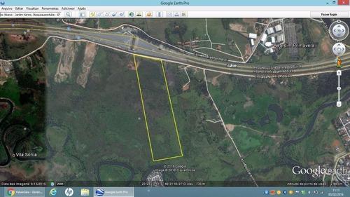 Terreno Industrial À Venda, Vila Sônia, Itaquaquecetuba. - Te2836