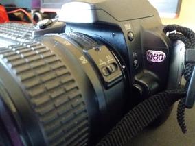 Câmera Dslr Nikon D60