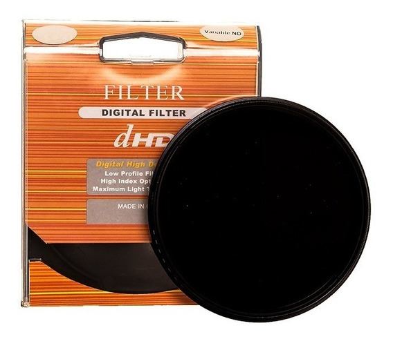 Filtro Nd 2-400 Variável 52mm